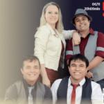 """Live com o Grupo Ir ao Povo abre Campanha """"É tempo de cuidar da evangelização"""""""