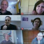 Conselho Diocesano da Ação Evangelizadora realiza reunião virtual