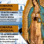 Pelotas promove 35ª Romaria de Nossa Senhora de Guadalupe
