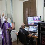 Paróquia S. Antônio dedica estúdio de transmissões ao Beato Carlo Acutis