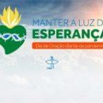 CNBB promove na próxima terça, Dia de Oração pela pandemia do Covid 19