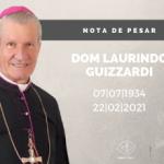 Regional Sul 3 lamenta falecimento de Dom Laurindo Guizzardi