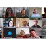 Coordenadores arqui/diocesanos da Liturgia realizam encontro online