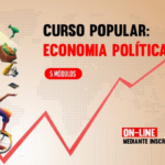 6ª Semana Social Brasileira promove Curso Popular de Economia Política
