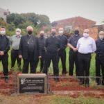 Diocese de Novo Hamburgo lança pedra fundamental para nova Cúria
