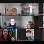Pastorais e Organismos do Regional se reúnem em encontro online