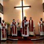 Em Santa Cruz do Sul, Católicos e Evangélicos se unem em oração