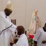 Moçambique: Jovem de Larde é ordenado diácono em Nampula