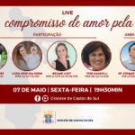 Diocese celebrará Dia das Mães com live de partilha, testemunhos e música