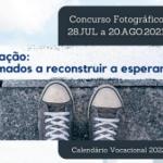 Diocese lança concurso fotográfico do Calendário Vocacional 2022