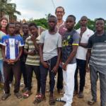 Equipe Missionária mantém Lar Vocacional em Moma, Moçambique