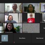 Pastoral da Saúde reúne referenciais diocesanos em encontro online