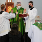 Regional Sul 3 celebra envio de padre e leiga para Missão em Moçambique