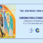 CNBB lança Texto-Base e Cartaz da Campanha da Evangelização 2021