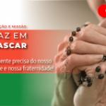 Jornada de Oração e Missão: Em 1º de outubro rezamos pelo Madagascar