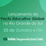 Pacto Educativo Global é lançado oficialmente no Rio Grande do Sul